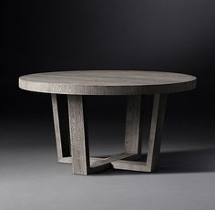 Antoccino Round Dining Table