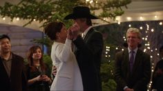 Heartland - Season 8, Episode 2 - Jack and Lisa's wedding reception