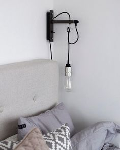 """Buster + Punch™ on Instagram: """"How to style your home for winter - try HOOKED WALL LIGHT / NUDE/ Tap the link in bio to read the interview with @linnherbertsson…"""""""