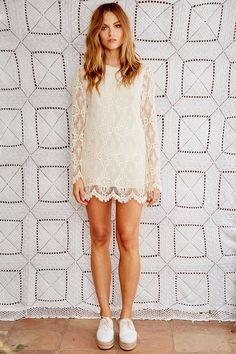 Alice B Toklas Dress