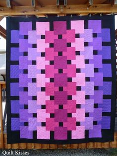 """I finished""""Floating"""" just in time for the Blogger's Quilt Festival. It is currently my most favorite quilt. So I am entering it in the..."""