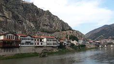 Şehzadeler şehri Amasya...  Fotoğraf: Yusuf Memük