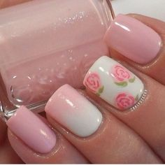 Love these nails? #nails #tumblr #fashion #girl