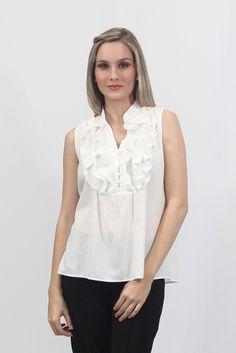 Camisa Bianca - Uniforme profissional BH
