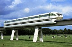 Transrapid 06. Germany's attempt of MAGLEV train capable of 500 km/h speed. The…