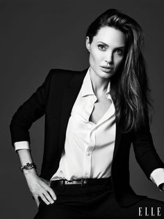 I don't care if everybody hates her. I love Angelina Jolie.