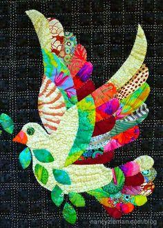 Genesis wall hanging to sew/Free download quilt pattern | Nancy Zieman Blog