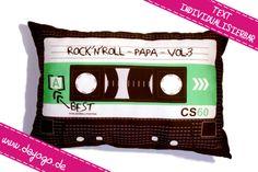 Kissenkassette at its best... www.dayogo.de