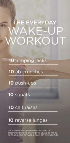 Lose Fat - Try these exercises for a strong start in the morning. This wake-up workout is perfect for your living room. - Do this simple 2 -minute ritual to lose 1 pound of belly fat every 72 hours Lose Weight Quick, Losing Weight Tips, Lose Belly Fat, Weight Loss Tips, How To Lose Weight Fast, Weight Gain, Healthy Weight, College Weight Loss, Lost Weight
