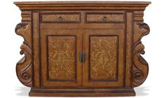 This hand crafted piece is available in a variety of hand painted finishes and can be customized to fit your specific interior design needs. See more at www.KoenigCollection.com