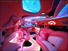 Pink Limo (I love pink bit this is nauseating)
