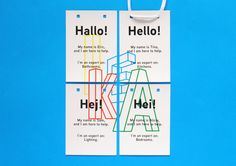 IKEA Visual Identity on Behance