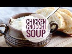Crockpot Chicken Gnocchi Soup Recipe - Pinch of Yum