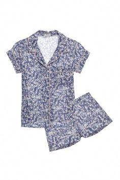 f56345d1f 13 Silk Pajamas to Up Your Sleepwear Game | Who What Wear #silkpajamas Silk  Chemise