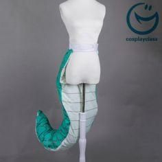 Miss Kobayashi's Dragon Maid Tohru Tail Cosplay Accessory Prop  #cosplayprop #misskobayashisdragonmaid #cosplayclass #costume