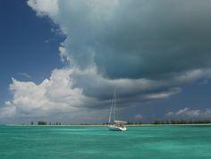 Alquiler de barcos en el Caribe / Aproache