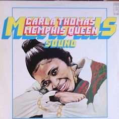 CARLA THOMAS - Memphis Queen (Stax STX 1038) Vinyl   Music