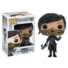 Dishonored 2 Emily Pop! Vinyl Figure - Funko - Dishonored - Pop! Vinyl Figures at Entertainment Earth #figure #collectible #merchandise [affiliate-link]