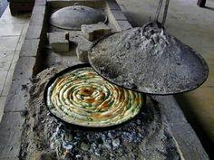Spinach pita