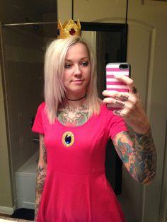 GLITZY GEEK GIRL: Tutorial: Princess Peach Crown | Must Make Later ...