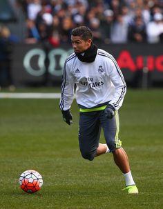 Cristiano Ronaldo Photos - Real Madrid Training Session - Zimbio
