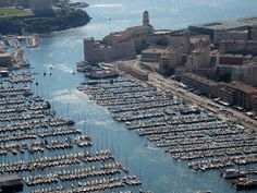 Marseille's sea ports have played a significant role in the city's economy throughout its history. Today its commercial port provides some 45,000 jobs.