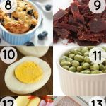 Protein snacks on the go