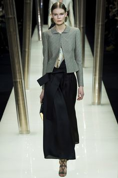 Armani Privé Spring 2015 Couture Runway – Vogue