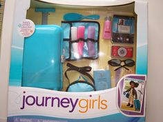 Great Doll Finds for American Girl or other 18 inch dolls Sewing Doll Clothes, Sewing Dolls, Disney Characters Costumes, Journey Girls, Birthday List, 18 Inch Doll, Girl Dolls, American Girl, Lunch Box