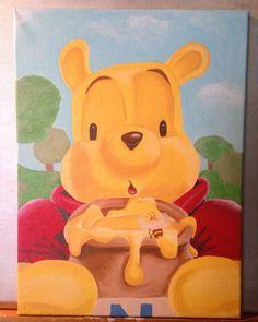 #Pooh # PinkyArt