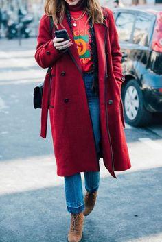 Paris Fashion Week Men's Street Style | British Vogue