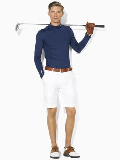 c72b31295271 Ralph Lauren RLX Golf Cypress Shorts (White)