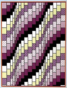 Billie Lauder's Get Looped With Billie, A New Look at Bargello quilt book
