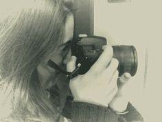 Otra de las fotógrafas durante el encuentro de Fuentepiñel