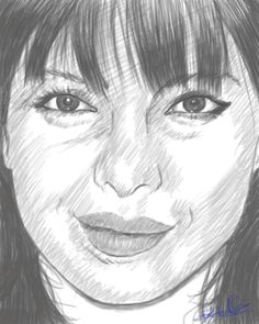 Priyanka chopra sketch by me