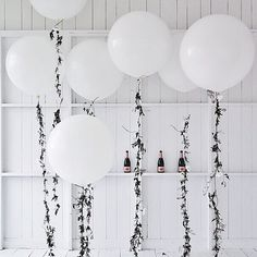 Party Planning : jasmine vine balloons by Balloon Backdrop, Balloon Garland, Balloon Party, Giant Balloons, White Balloons, Silhouette Projects, Bridal Shower Decorations, Wedding Decorations, Floral Wedding