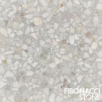 dove grey terrazzo - Fibonacci Stone