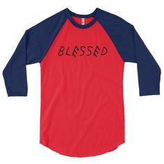 Blessed Baseball T-shirt