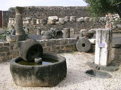 Jesus' Life and Times - Capernaum