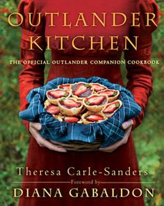 Welcome to Outlander Kitchen! My name is Theresa Carle-Sanders, and I am a professional chef, food writer and unabashed fan of Diana Gabaldon's Outlander series. Outlander Recipes, Outlander Gifts, Outlander Novel, Diana Gabaldon Outlander Series, Outlander Quotes, Outlander Books In Order, Watch Outlander, Outlander Book Series, Jamie Fraser