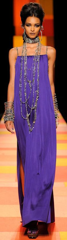 I wanna be a gypsy - Jean Paul Gaultier s/s 13