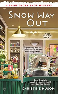 Snow Way Out (Snow Globe Shop Mystery, A Book 1) by Christine Husom http://www.amazon.com/dp/B00KWG5RM8/ref=cm_sw_r_pi_dp_CsH7vb091M20K