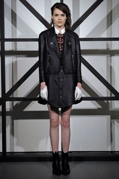 LOOK11  FALL 2013 READY-TO-WEAR  Tanya Taylor