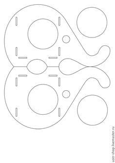 Мастерим из бумаги и картона подставку-органайзер «Слон» для планшета - Ярмарка Мастеров - ручная работа, handmade