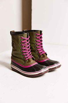 Sorel 1964 Premium Canvas Boot Ugg Winter Boots d298f32dc