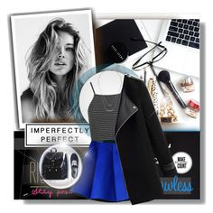 """""""Stay Stylish (Back to School)"""" by elizamonel ❤ liked on Polyvore featuring Topshop, Vans and H&M"""