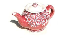 Teapot for Serving / Tea / Christmas / Collectors Teapot