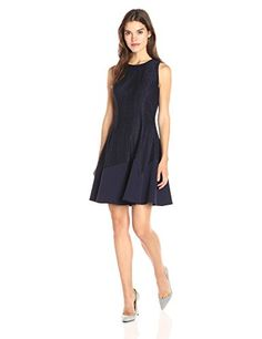 I just saw this and had to have it Anne Klein Women's Lace-Crepe Combo Jewel Neck Seamed Fit and Flare you can {read more about it here https://www.amazon.com/Anne-Klein-Womens-Lace-Crepe-Seamed/dp/B01L28K8JQ%3FSubscriptionId%3DAKIAIDRVQGD77IOHEZXQ%26tag%3Dhandbag2010-20%26linkCode%3Dxm2%26camp%3D2025%26creative%3D165953%26creativeASIN%3DB01L28K8JQ