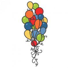 Bunch of Balloons svg cut file svg cut file scrapbook cut file cute clipart files for silhouette cricut pazzles free svgs free svg cuts cute cut filesBoy Elf