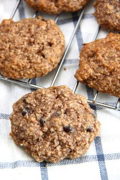 Grain-Free Paleo Breakfast Cookies…these are so amazingly good!